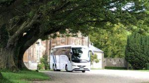 Luxury Coach Hire Ireland