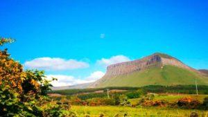 Benbulben mountain Sligo, Ireland
