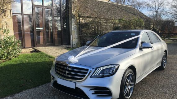 Mercedes Benz S Class Wedding Car