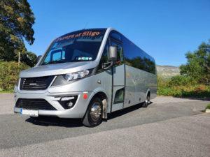 Bus hire Sligo Travel